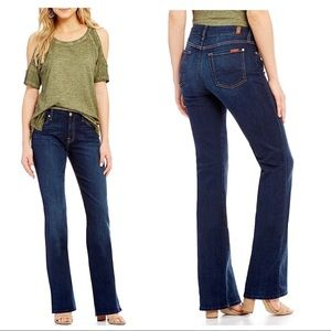 7 for All Mankind the Kimmie jeans
